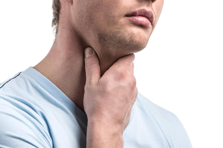 Невроз горла и шеи горло болит