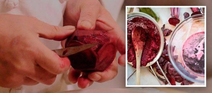 Оздоравливающие рецепты из свеклы при ангине