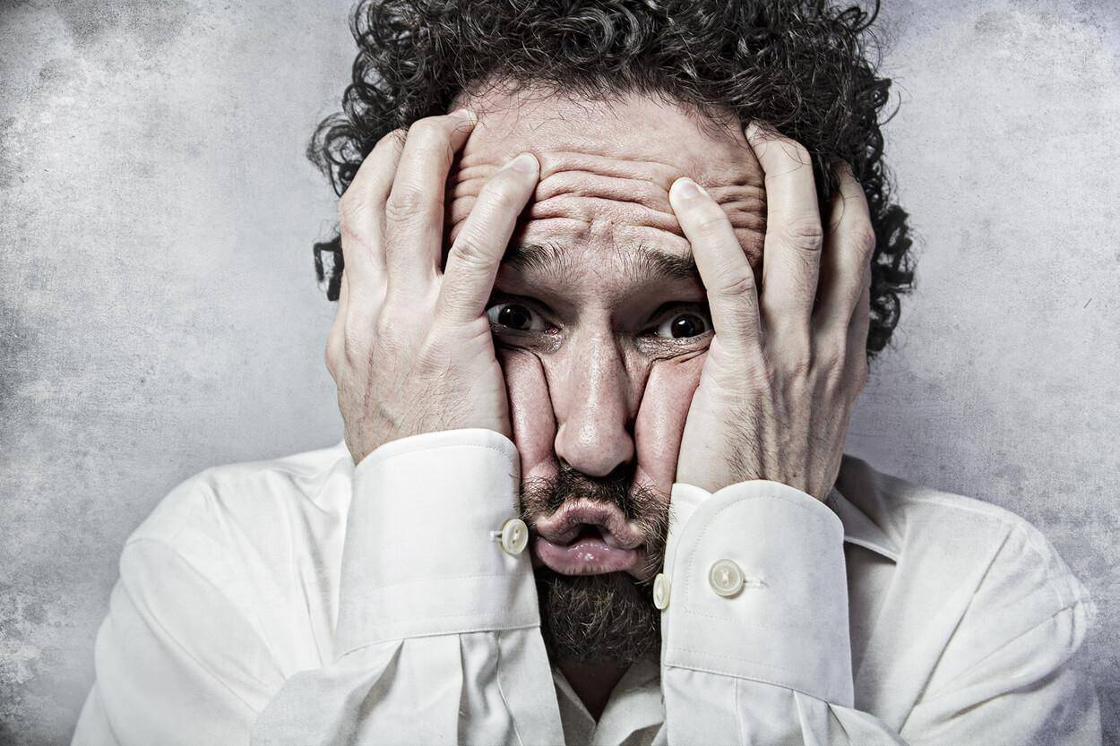 боязнь мужчин фобия