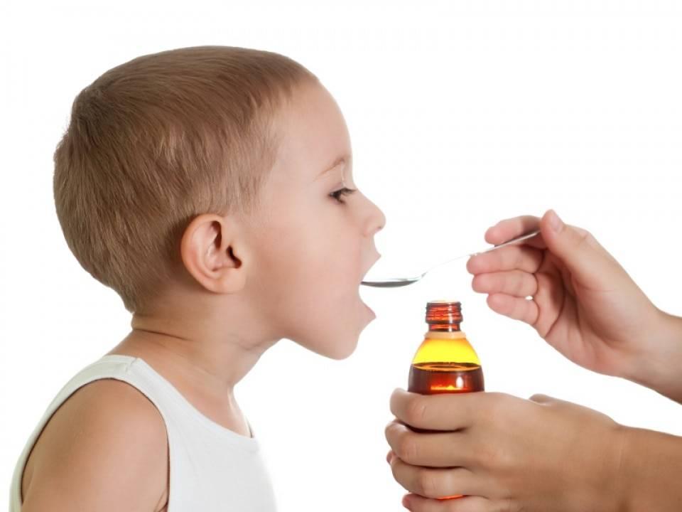 как лечить кашель у ребенка 1 года