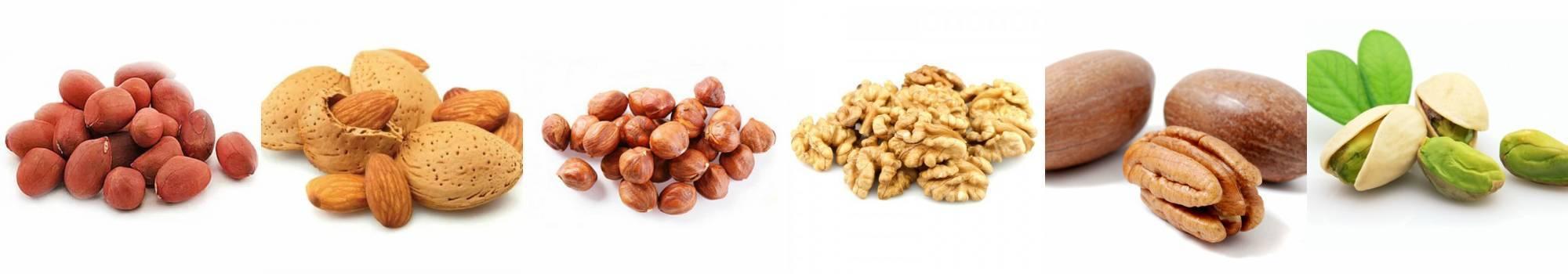грецкие орехи снижают холестерин