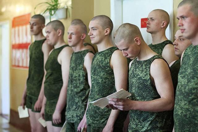 Берут ли в армию с псориазом в 2020 году?