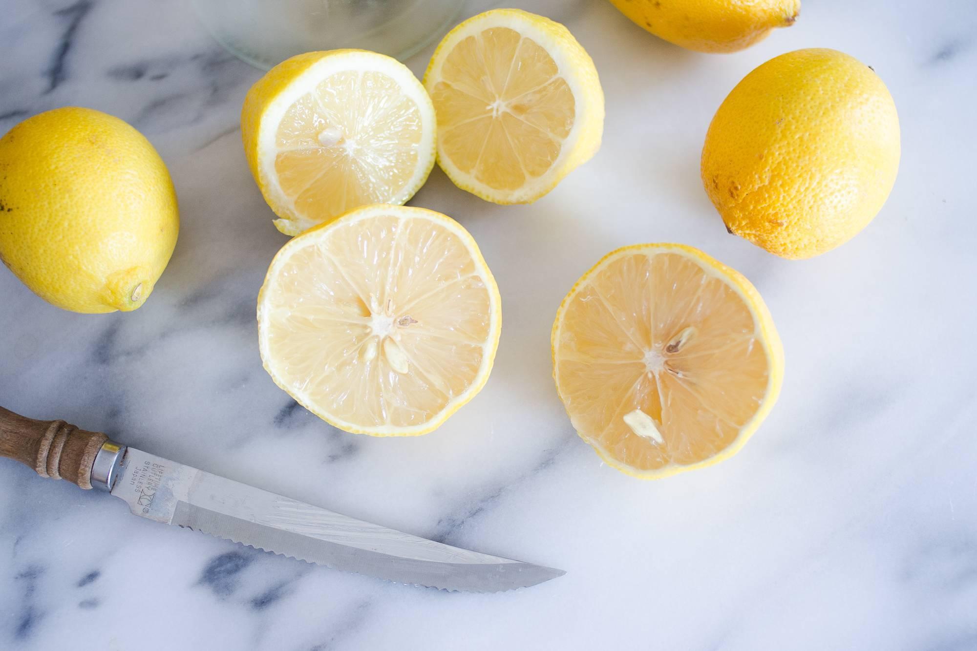 лимон при ангине у взрослых