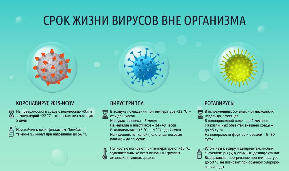 Вирус гепатита с погибает