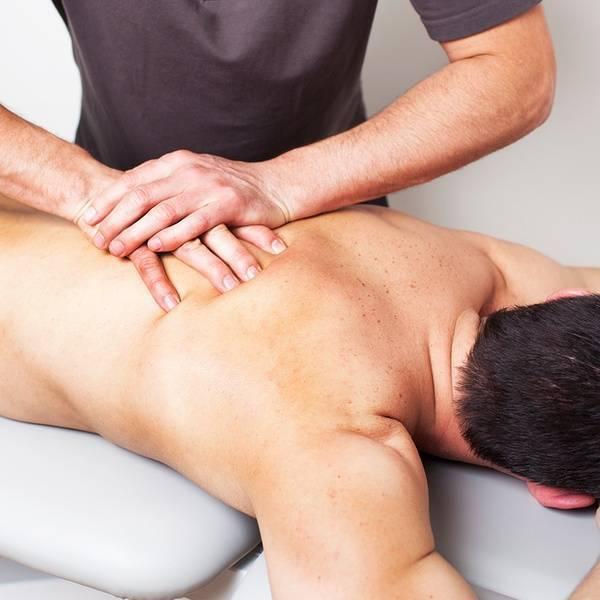 Лечение межреберной невралгии с помощью массажа