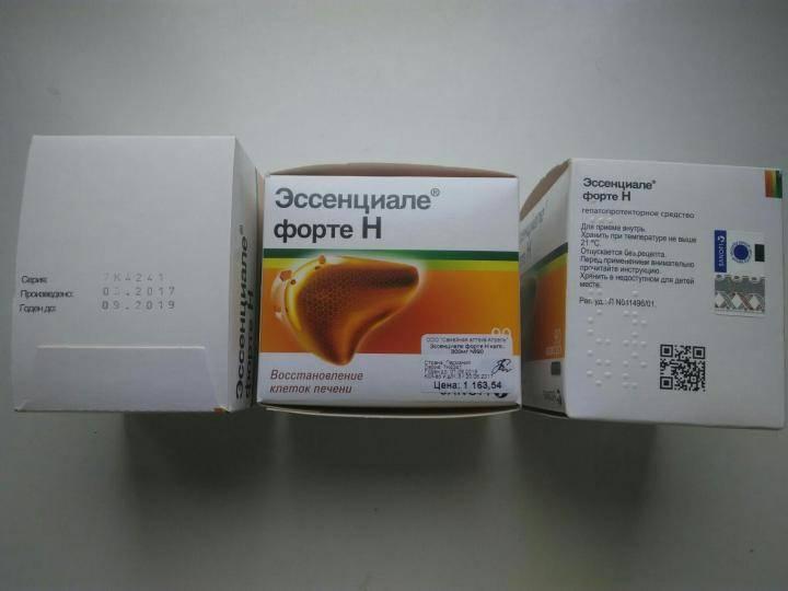 Восстановление печени после антибиотиков