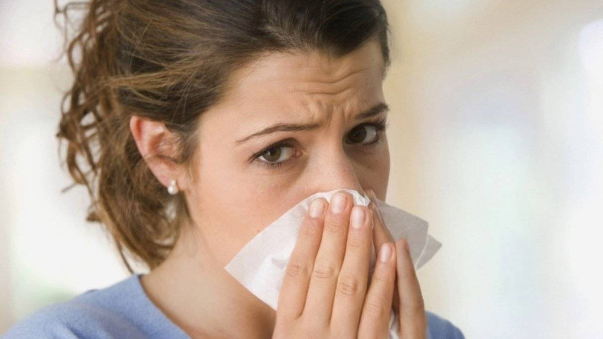 капли в нос от чихания и насморка