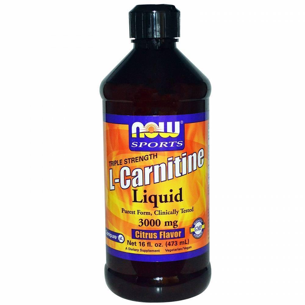 Л-карнитин для похудения. как принимать, отзывы, противопоказания