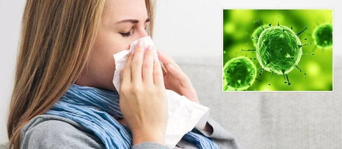 Вирусный ринит: причины, симптомы и лечение насморка