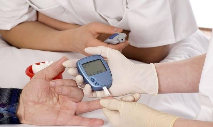 Холестерин при диабете