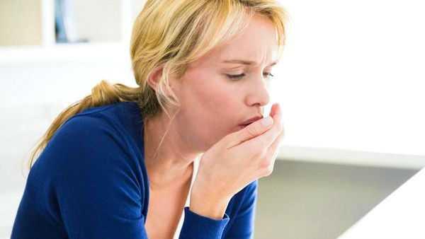 Когда кашель вызывает рвоту у взрослых