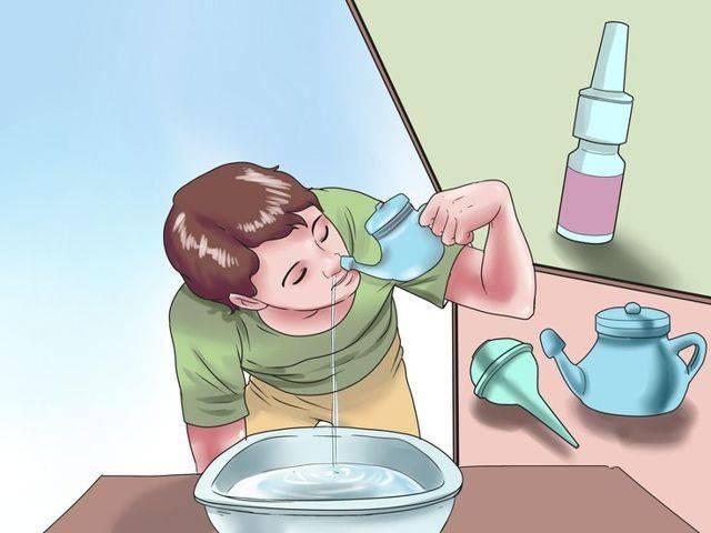 Как промывать нос физраствором грудничку, как почистить нос крохе