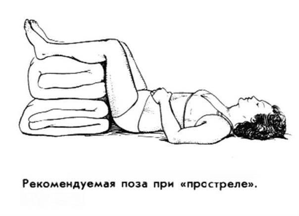Можно ли лежать при геморрое и как спать, если болит?