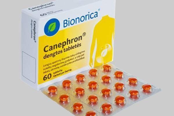 Таблетки от цистита: быстрое лечение препаратами из аптеки