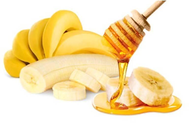 Рецепты из банана от кашля для взрослых и детей