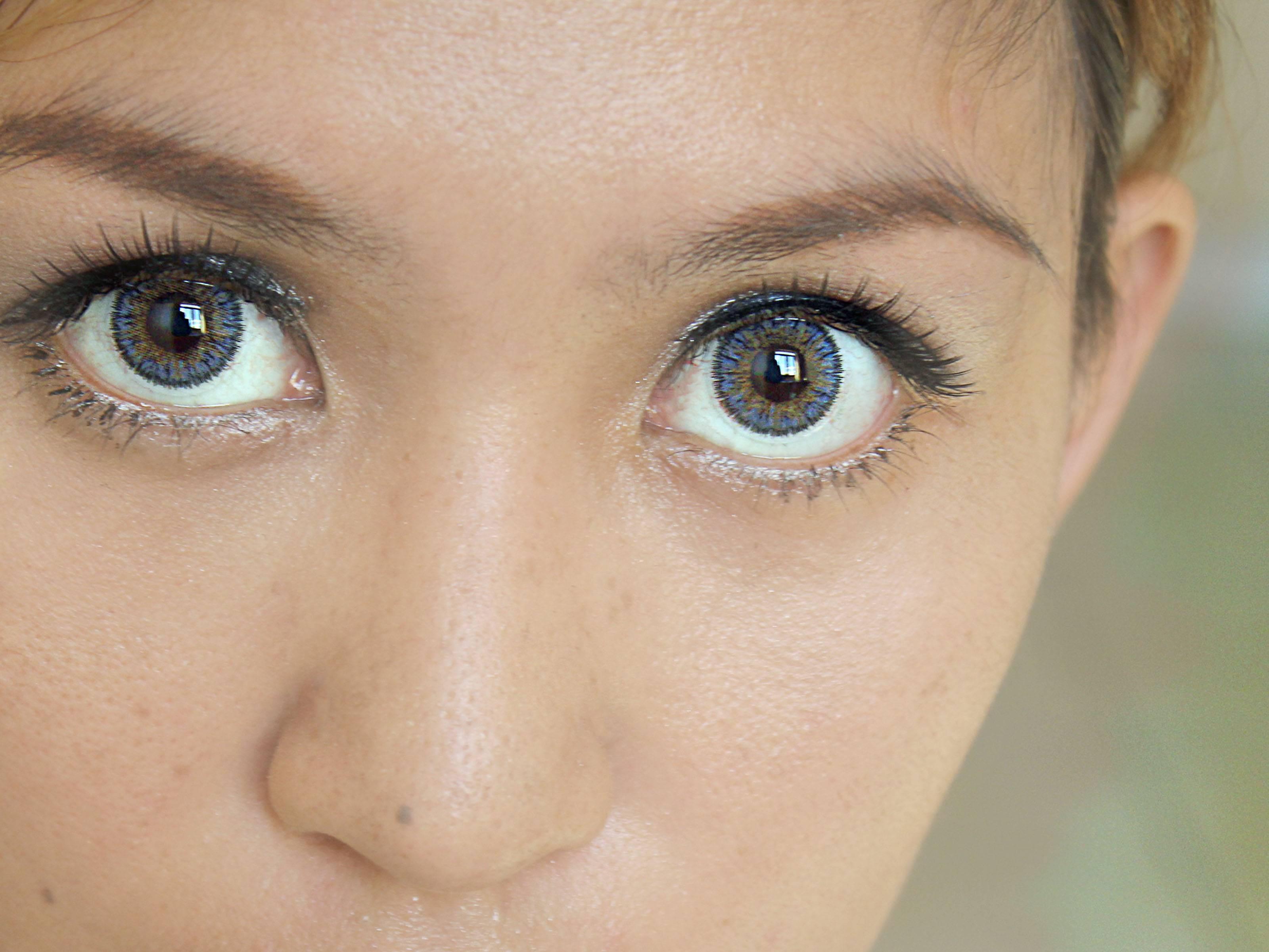 Вредны ли контактные линзы для глаз?