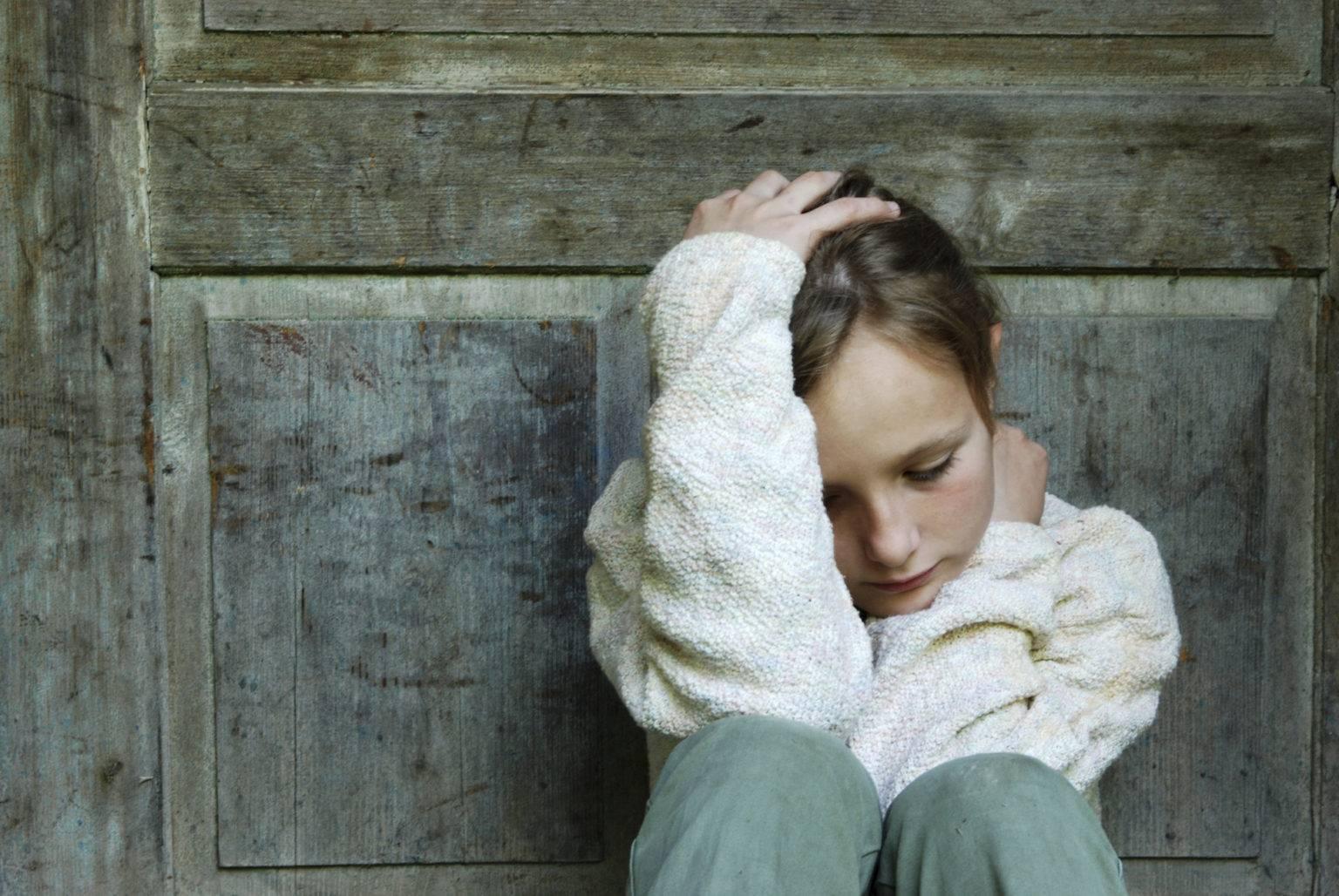 Как вывести ребенка из депрессии