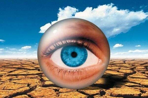 Песок в глазах: причины симптома, лечение народными методами