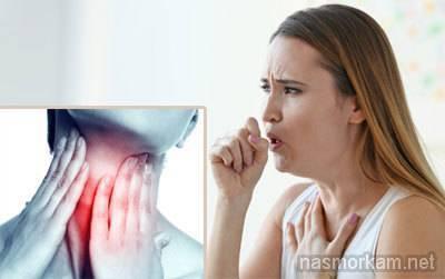 щекочет в горле и сухой кашель чем лечить