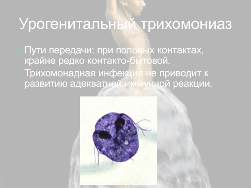 Трихомонада