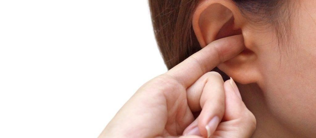 дерматит в ушах лечение