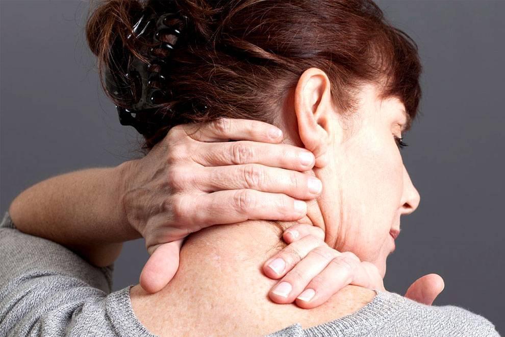 невралгия шейного отдела лечение
