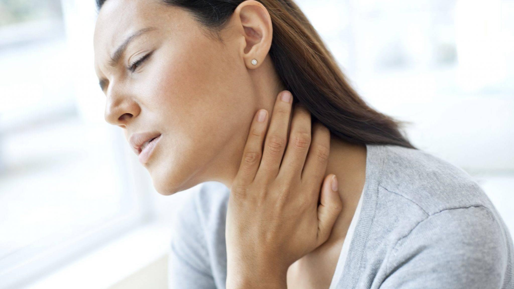 Как избавиться от сильной боли в горле