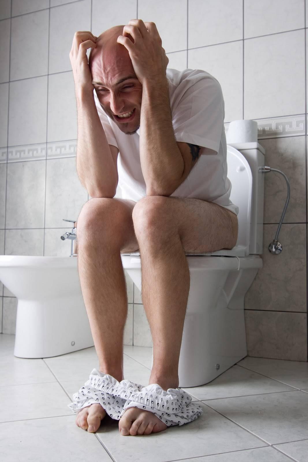 Причины и лечение диареи при геморрое