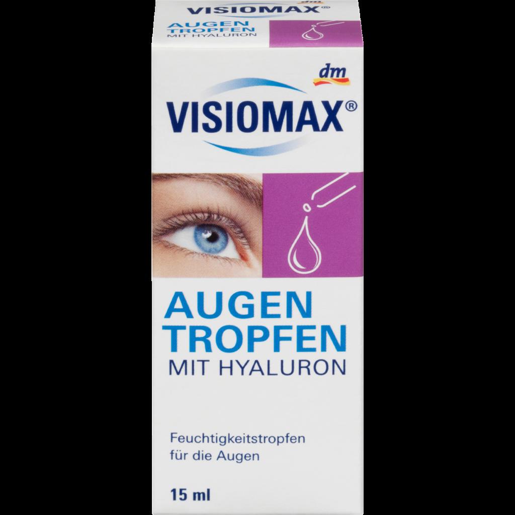 Капли для глаз оковит: инструкция