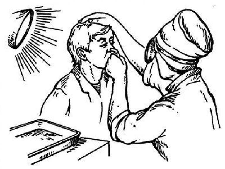 Эндоскопические операции пазух носа