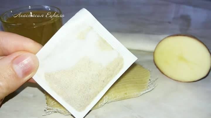 Лепешка от кашля для детей