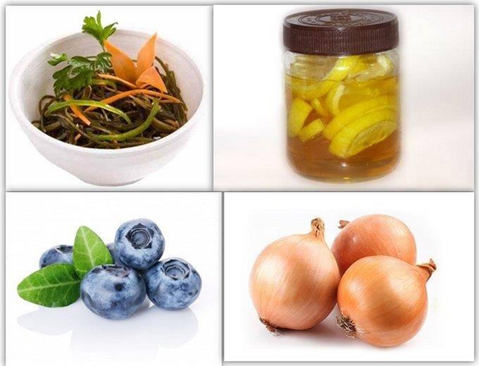Продукты для щитовидной железы,которые ее лечат!