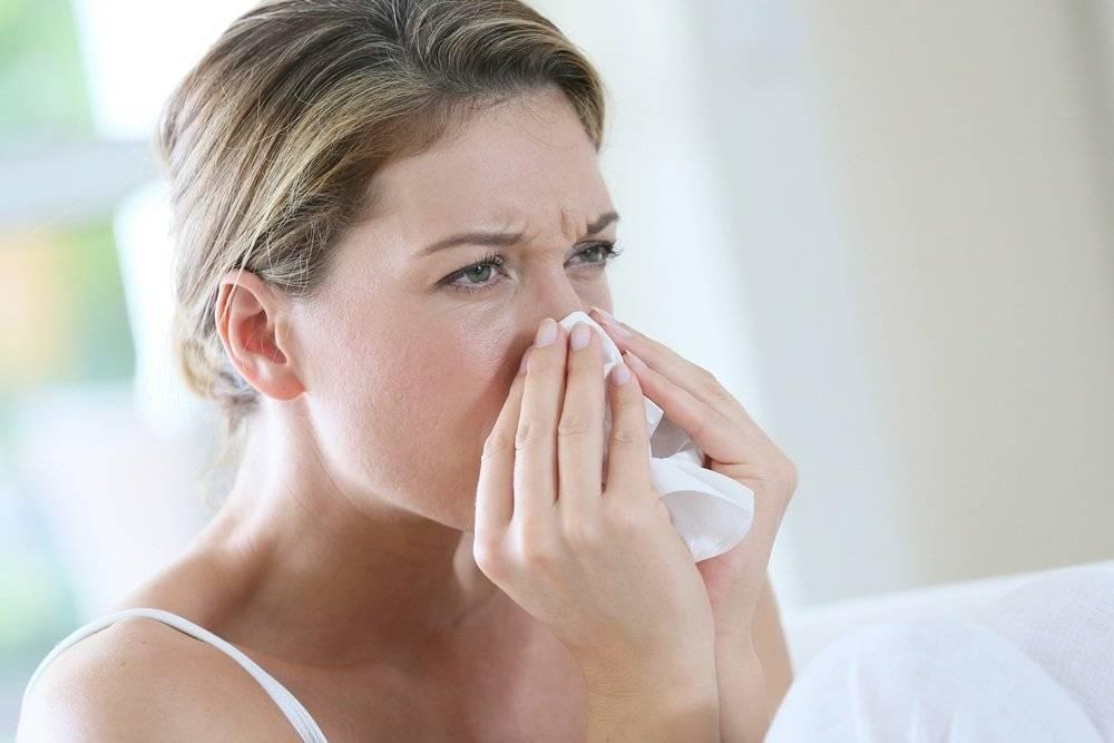 аллергический синусит симптомы