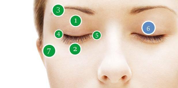 Как делать массаж глаз для улучшения зрения