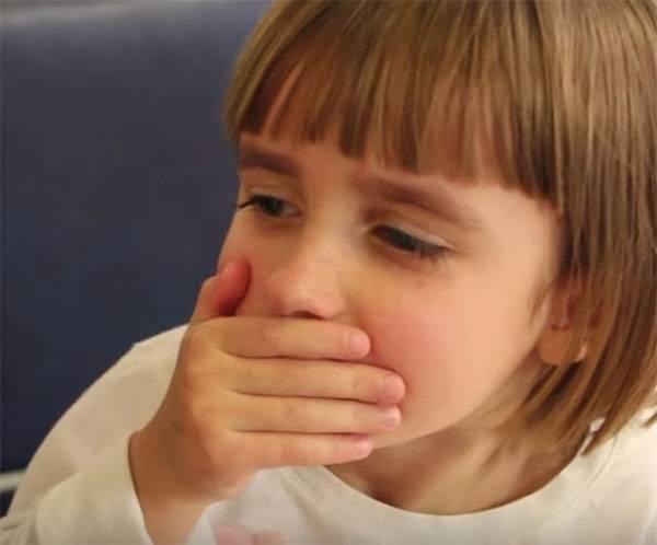 Попал песок в глаза ребенку – что делать родителям?