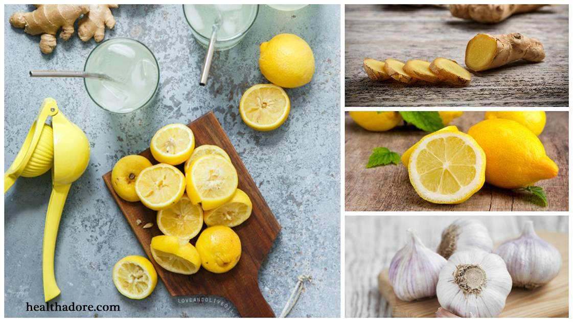 рецепт чеснока и лимона от холестерина