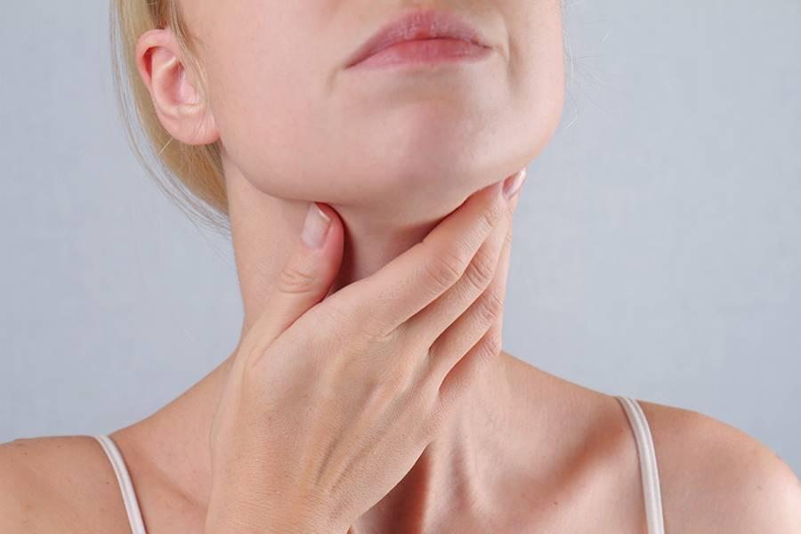 Кашель при заболевании щитовидной железы симптомы лечение