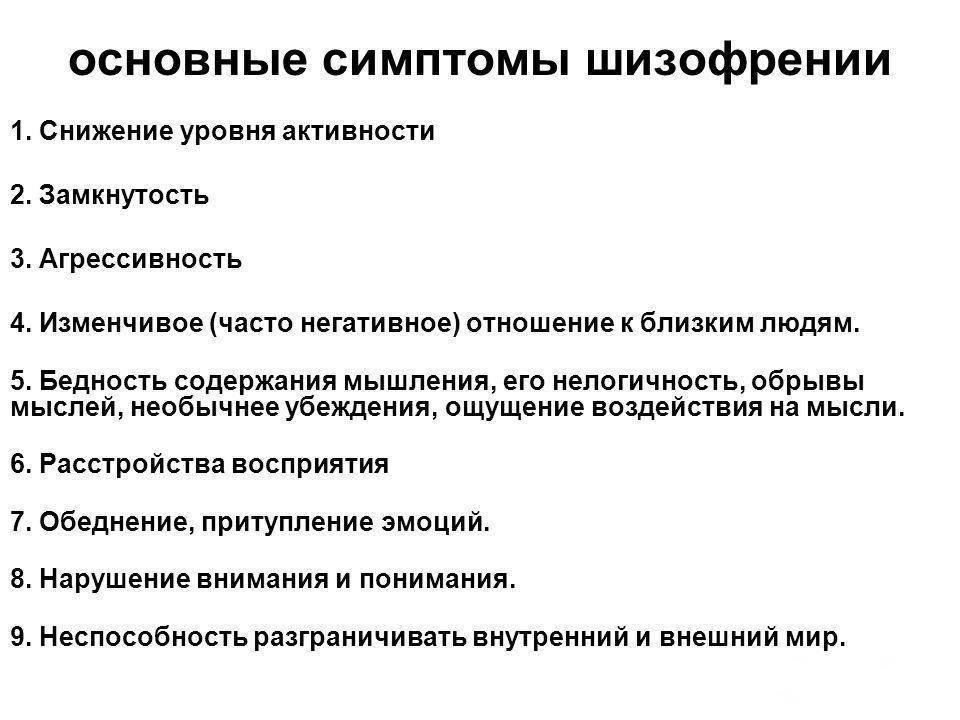 Шизофрения — что это такое,  симптомы и признаки болезни у женщин и мужчин,  тесты на шизофрению и ее лечение | ktonanovenkogo.ru