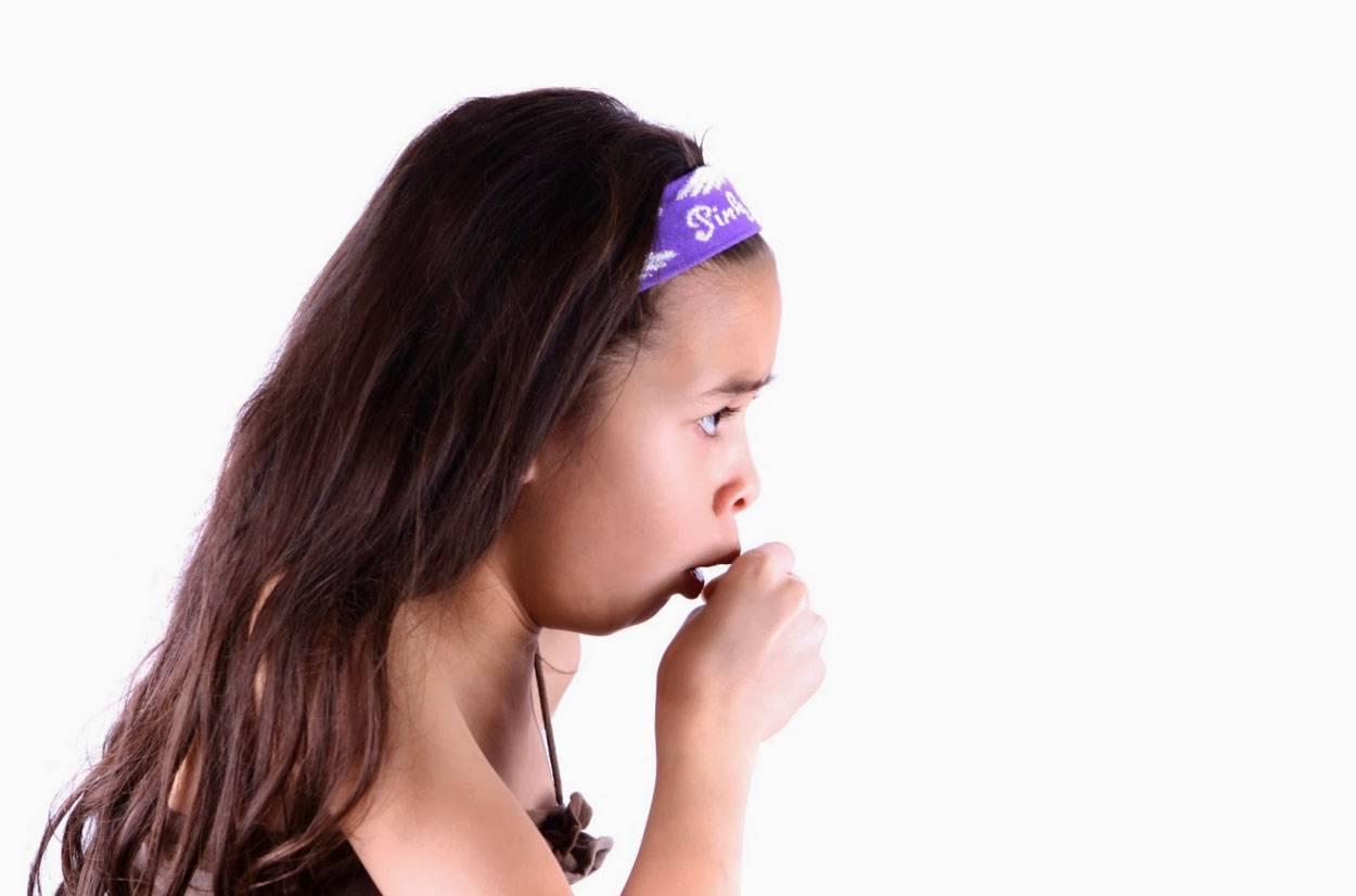 Сухой лающий кашель