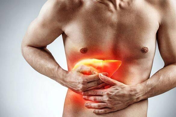 Пульсирует печень – почему возникает пульсация без боли