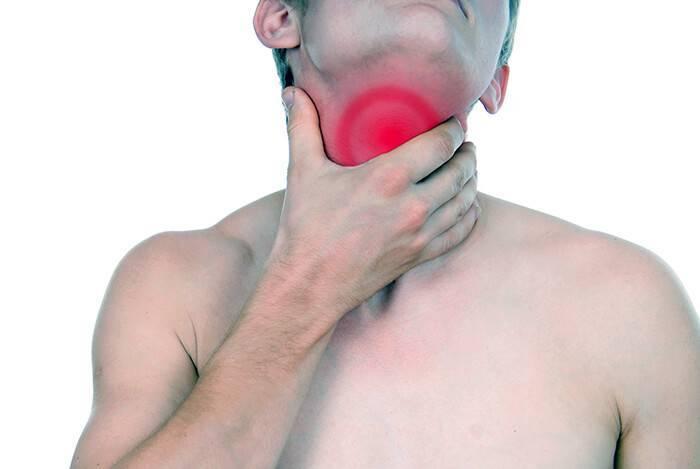 Как бороться с чувством сдавливания в горле