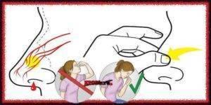 Кровяные корки в носу – незначительный недуг или признак серьезной болезни