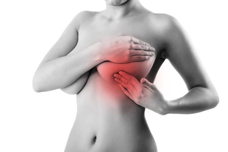колющие боли в молочной железе