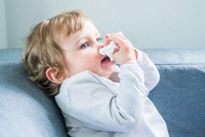 Отек носа у ребенка: вопросы по отоларингологии