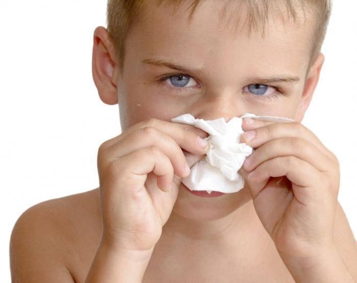 густые зеленые сопли у ребенка лечение