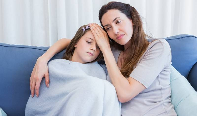 Сильный кашель у ребенка без температуры ночью