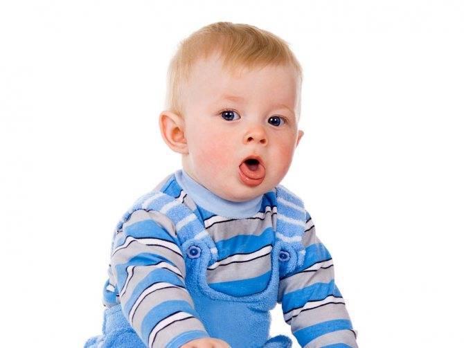 Как лечить затяжной кашель у годовалого ребенка