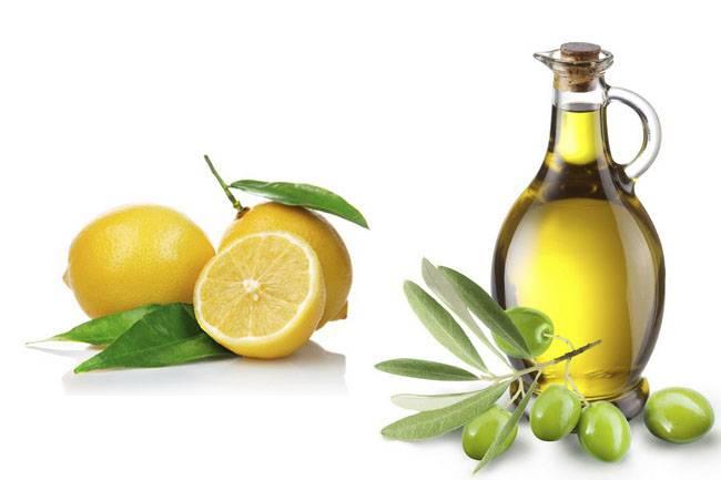 очистка печени маслом и лимоном