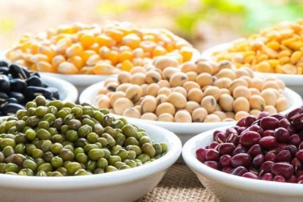 холестерин бобовые