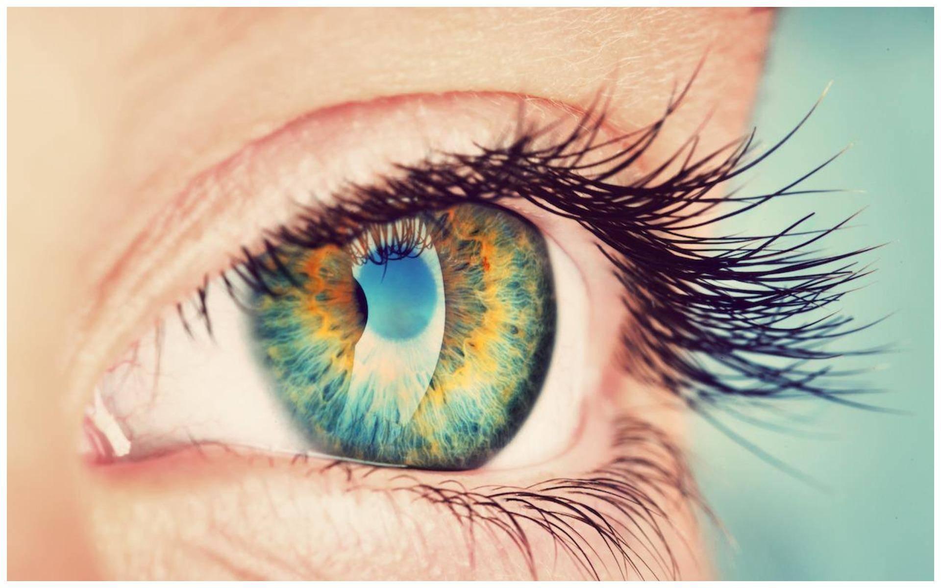 идеальное зрение это 0 или 1